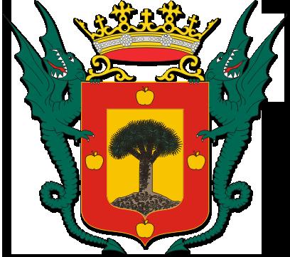 Escudo de la Villa de La Orotava