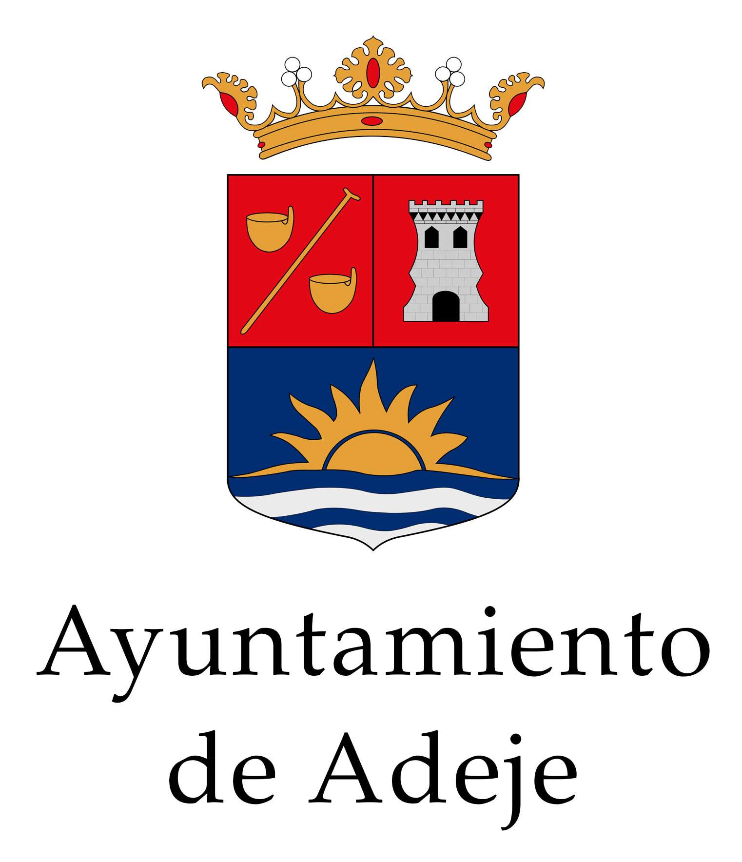 Escudo del municipio de Adeje