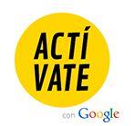 Actívate de Google