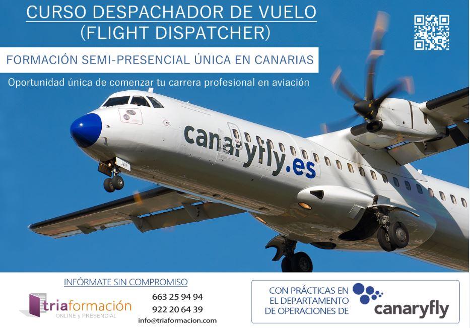 CURSO DESPACHADOR DE VUELO (FLIGHT DISPATCHER)
