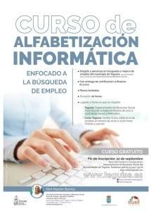 Curso Alfabetizacion Informática