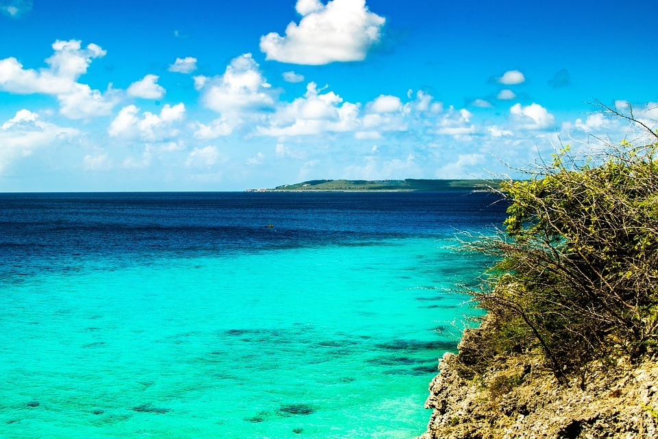 Isla caribeña de Curazao